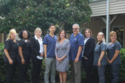 The Team at Advanced Periodontics and Dental Implant Center of Connecticut serving Monroe, CT