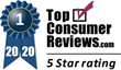 2020 Top Consumer Reviews Blue Ribbon