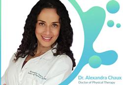 Dr. Alexandra Chaux, Physical Therapist Portrait