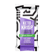 Plant-Based Almond Butter Blackberry Jelly Keto Krisp