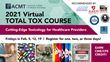 ACMT to Offer Virtual Total Tox Course for Healthcare Providers