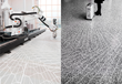 Aectual XL 3D-printed robot - Amsterdam Schiphol International Airport flooring