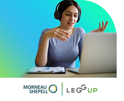 LeggUP partners with Morneau Shepell