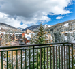 Antlers at Vail's Colorado hotel guest suites feature private balconies where guests can enjoy outdoor drinks and bites with the new three-night value Stay and Après Boards and Bottles package.