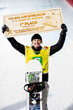 Monster Energy's Zoi Sadowski-Synnott Claims Gold in Women's Snowboard Big Air Gold at the FIS Snowboard Park & Pipe World Cup in Kreischberg, Austria