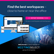 Global Instant Workspace Bookings Solution