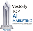 Vestorly Named a Top 10 AI Marketing Solutions Company