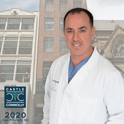 Dr. Sean T. Doherty Wins Castle Connolly Award for Fourth Year in a Row