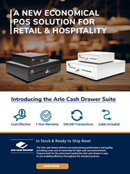 A new economical POS solution for retail and hospitality