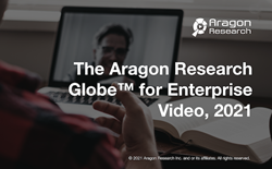Aragon Releases its 2021 Globe™ for Enterprise Video