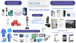 NCide Products: Commercial & Residential UVGI Air Purifiers with HEPA Filters, FDA Approved Disinfectants & Hand Sanitizers, Disposable gloves / garments / masks and other PPE