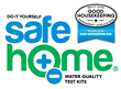 Safe Home drinking water test kits recently earned the Good Housekeeping Seal, from the Good Housekeeping Institute.
