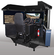 Doron Precision Awarded US Army Reserve Contract for Realistic Oshkosh Defense JLTV Driving Simulator