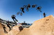 Monster Energy's Pat Casey Takes Second Place in Monster Energy BMX Triple Challenge Dirt Contest in Houston, Texas