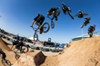 Monster Energy Team Rider Larry Edgar Takes First Place in Best Trick Competition at Monster Energy BMX Triple Challenge