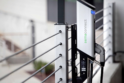 SemaConnect smart networked Series 6 EV charging station