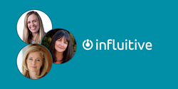 Influitive appoints Erica Anderson as Sr. Practice Director, Advocacy and Jami Diaz as Sr. Practice Director, Community. Additionally, Caroline Papadatos, a best-practice advisor and independent consultant, will expand her advisory role with Influitive