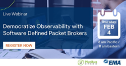 Democratize Observability with Software Defined Packet Brokers Webinar