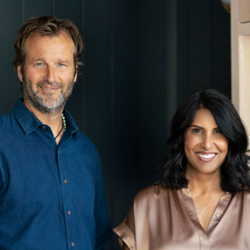 Scott Kalmbach & Radhi Ahern, Founders of Outpost Real Estate