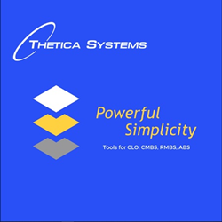 Thetica Systems provides powerful simplicity to structured finance