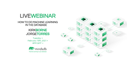 MindsDB Webinar: How to do Machine Learning in your database