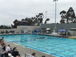 Colorado Time Systems at the 2018 USA Water Polo Fishers Cup in San Diego, CA
