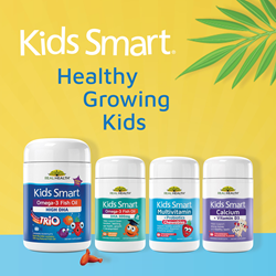 Kids Smart Children's Health Supplements