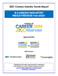 2021 Career Industry Trends Report Cover