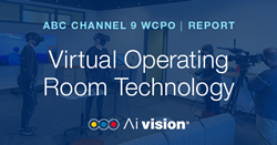 Kinetic Vision's Virtual Operating Room announcement