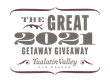 Logo for The Great 2021 Getaway Giveaway