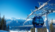 Revelstoke mountain resort and its mountain view