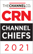 CRN Channel Chief 2021 Logo
