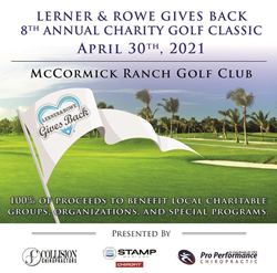 Lerner and Rowe Gives Back - 2021 Charity Golf Classic