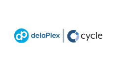 delaPlex and Cycle Logos
