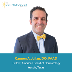 Board Certified Austin Dermatologist Carmen Julian, DO
