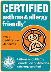 the asthma & allergy friendly® Certification Program