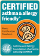 The asthma & allergy friendly® Certification Program Takes The Digital Stage at the 2021 NAHB's International Builders' Show® & NKBA's Kitchen & Bath Industry Show®