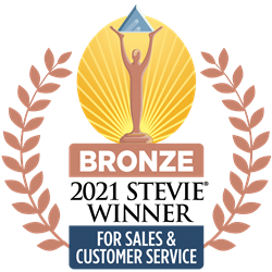 Convoso Wins 2021 Bronze Stevie® Award for Front-line Customer Service Team of the Year