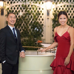 Dennis Hsii and Vivian Yoon, Founders of Highland Premiere Real Estate