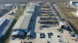 Largest Crane Maintenance Facility in the Gulf