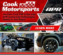 Cook Motorsports infographic