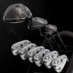 PXG GEN4 Golf Clubs include a lineup of all-new Drivers, Fairways, Hybrids, and Irons