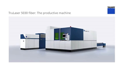 ATACO Steel purchased TruLaser 5030 fiber solid state 12kW laser which performs cutting edge custom laser cutting.