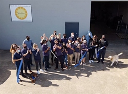 Sunshine Renewable Solutions Team Ribbon Cutting Ceremony