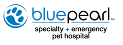 BluePearl Specialty and Emergency Pet Hospital Logo
