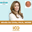 Dr. Mirella De Civita, MG100 Coaches
