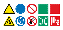 ISO Safety Symbols