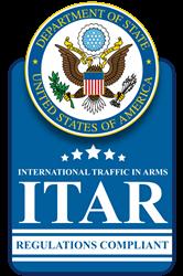 ITAR Registration Banner for A2 Global
