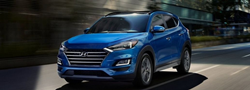 2021 Hyundai Tucson exterior front fascia driver side