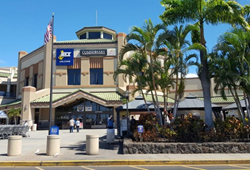 NEX Location at Pearl Harbor